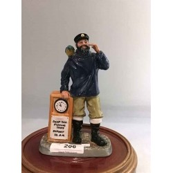 "OYAL DOULTON ""ALL ABOARD FIGURINE"" HN2940 - RETIRED"